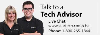 Talk to a Tech Advisor