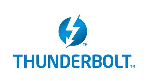 Logotipo de Thunderbolt 3