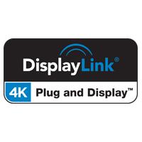 DisplayLink Certification Logo