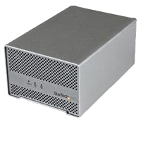 Thunderbolt Hard Drive Enclosures
