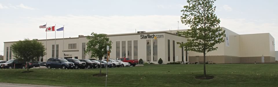 Startech.com corporate head office