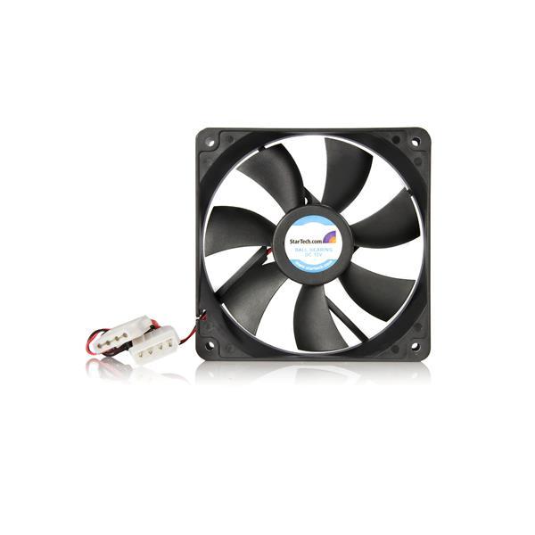 Ball Bearing Fan : Mm dual ball bearing cpu case fan lp computer