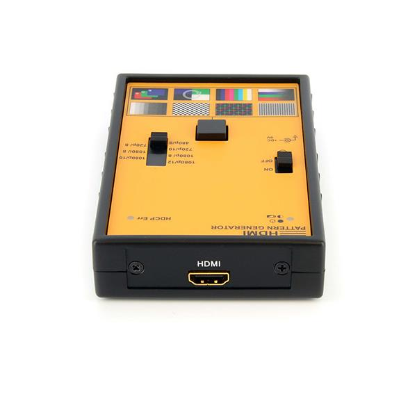 Portable Signal Generator : Portable video signal generator hdmi hd test