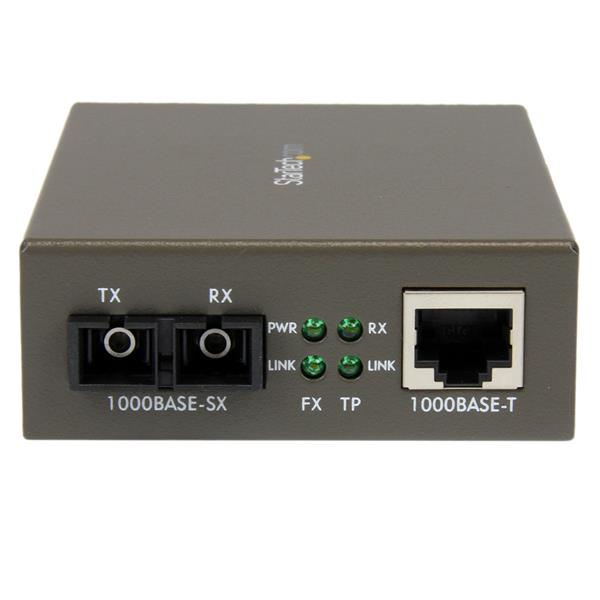 Ethernet Media Converter Copper To 1000base Sx Multimode