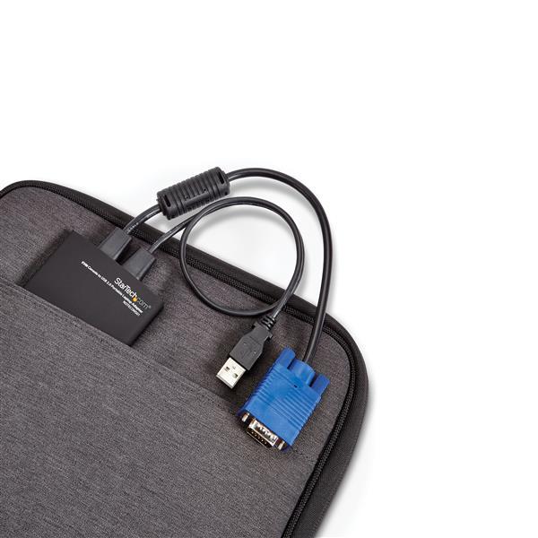 kvm console to usb laptop crash cart kvm switches. Black Bedroom Furniture Sets. Home Design Ideas