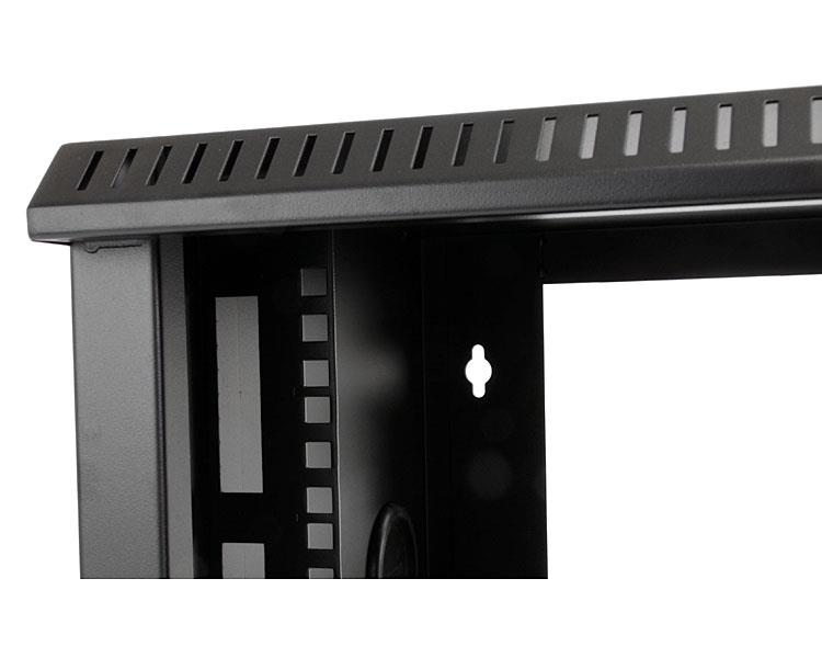 Thumbnail 4 for 6U 19in Wallmount Server Rack Cabinet with Acrylic ...