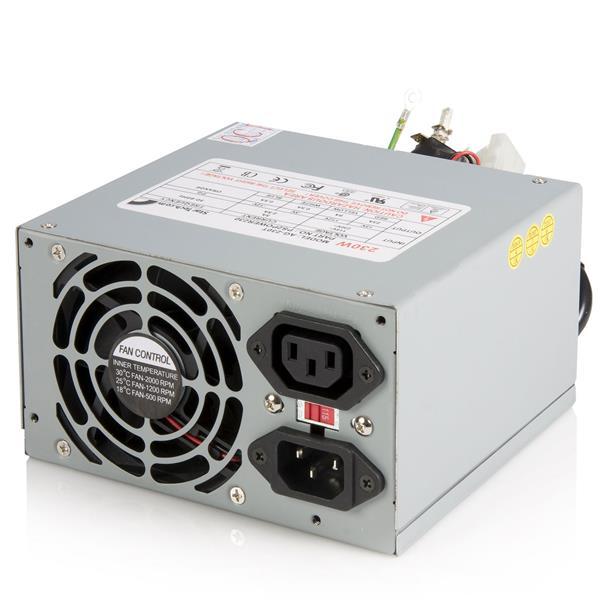 Computer Power Supply : At power supply w computer startech