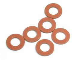 8mm Paper Washers 15 Pack
