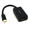 Thumbnail 2 for Mini DisplayPort® to HDMI® Video Adapter Converter