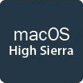 macOS High Sierra (10.13) logo