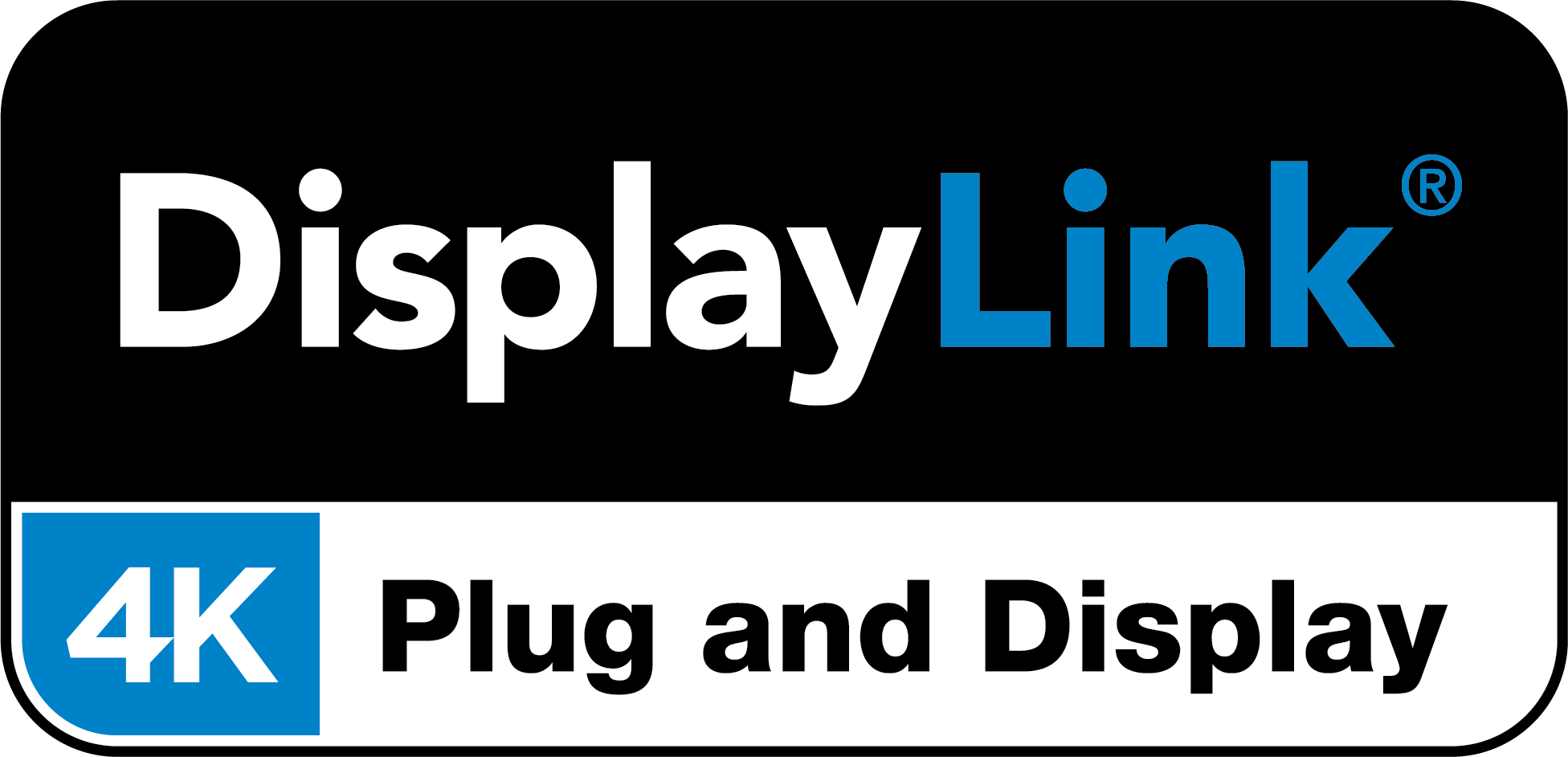 DisplayLink Certification Logo
