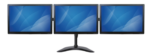ARMBARTRIO with three monitors