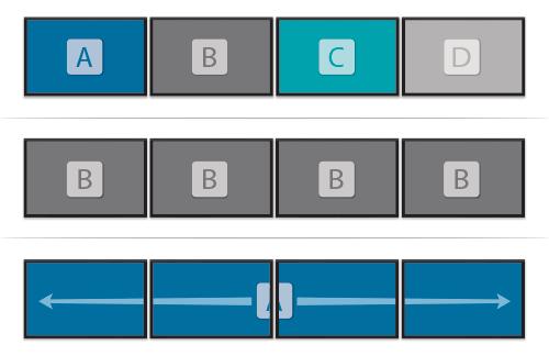 Öka produktiviteten med flera skärmar