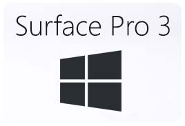 Compatible con Surface Pro 3