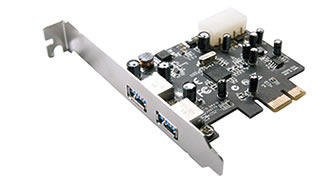 USB 3.0 Cards and Hubs