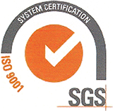 SGS System Certification - ISO 9001