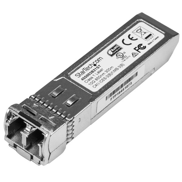 Large Image for HP 455883-B21 Compatible SFP+ Transceiver Module -10GBASE-SR