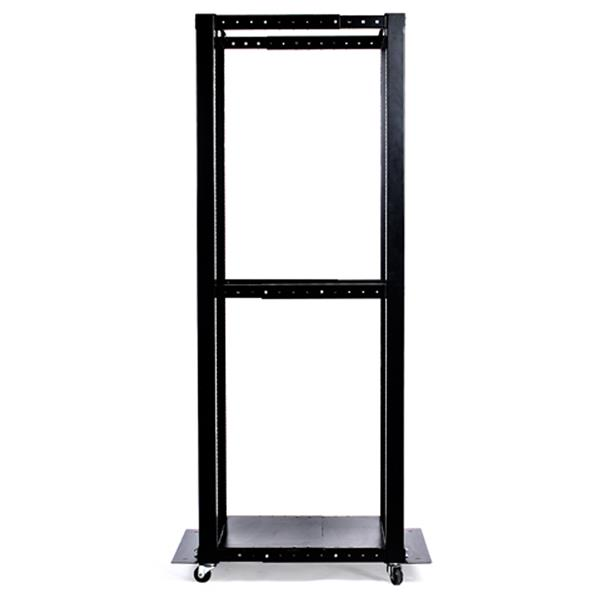 42u Adjustable 4 Post Open Server Rack Open Frame Server