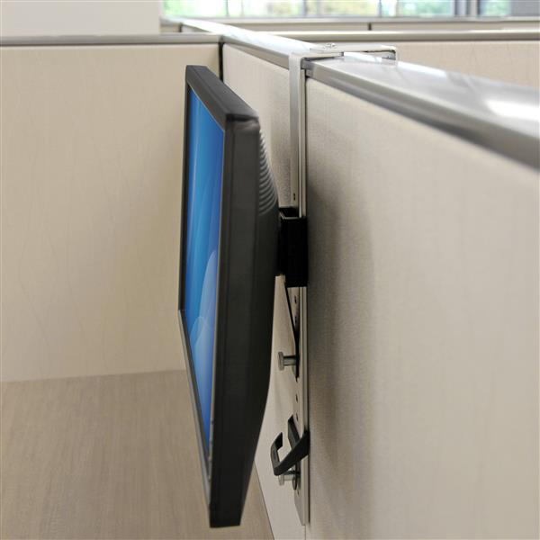 office cubicle hanging shelves. Thumbnail 6 For Cubicle Hanging Monitor Mount Office Shelves S