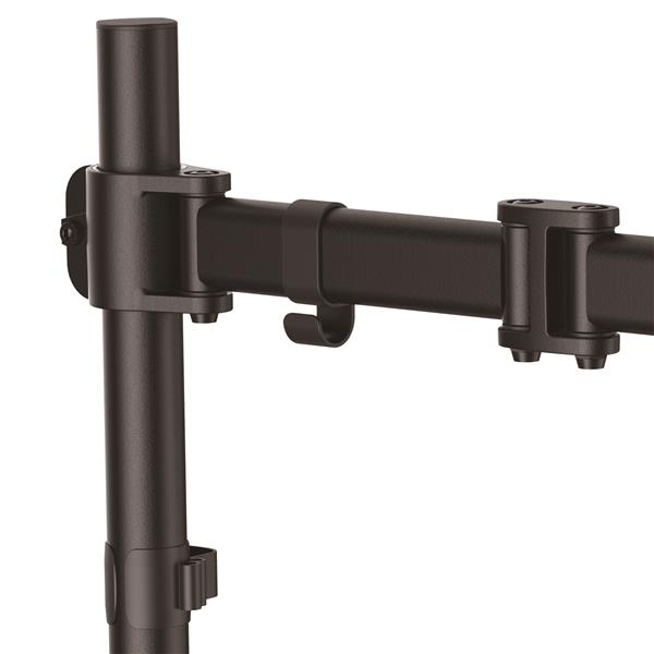 monitor mount with articulating arm