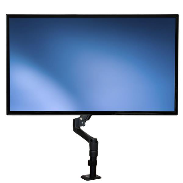 Articulating Monitor Arm Grommet or Desk Mount w GasSpring