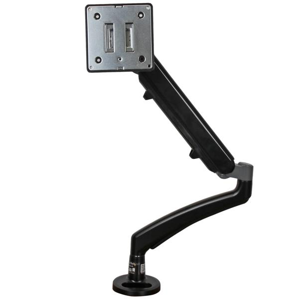 Thumbnail 1 For Desk Mount Monitor Arm   Full Motion Articulating   Slim  Profile