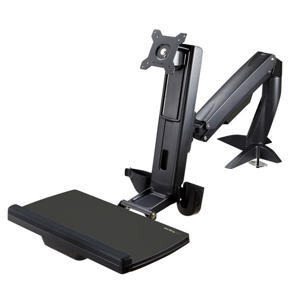 Large Image for Sit-Stand Monitor Arm
