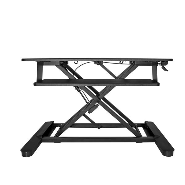 Sit stand desk converter united kingdom - Table basse ajustable hauteur ...
