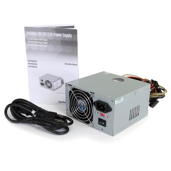 450W ATX Computer Power Supply | Replacement Power Supplies ...