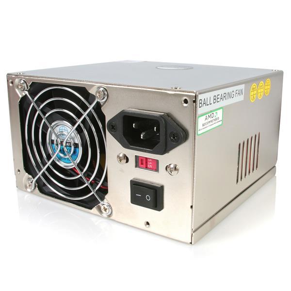 450W ATX 12V Computer PSU w/ PCIe & SATA   Professional Power ...