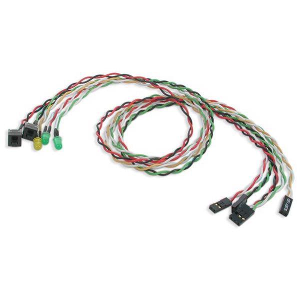 PC Power/Reset LED Wire Kit | StarTech.com