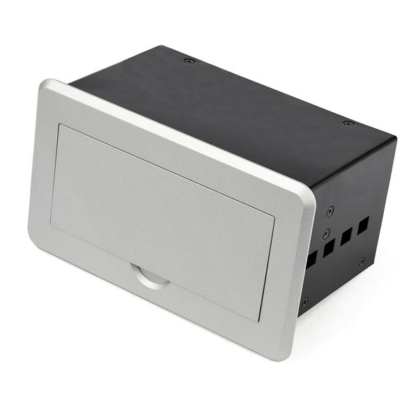 Large Image for Conference Table Connectivity Box for A/V - 4K