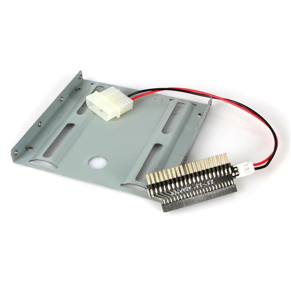2 5in IDE Hard Drive to 3 5in Drive Bay Mounting Kit