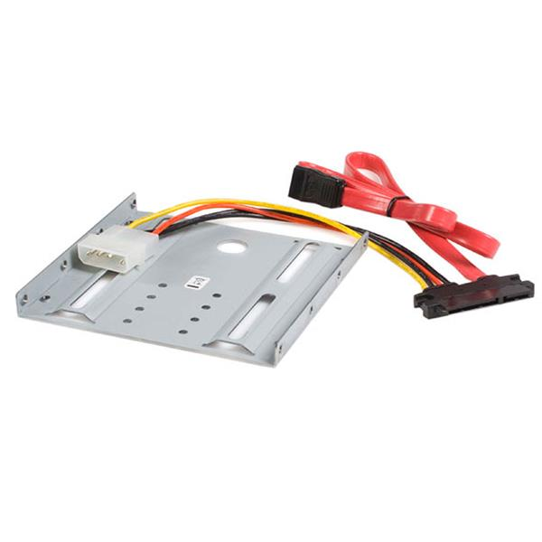 Large Image for 2.5in SATA Hard Drive to 3.5in Drive Bay Mounting Kit