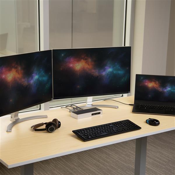 usb 3 0 dual monitor docking station hdmi and dvi or hdmi and vga