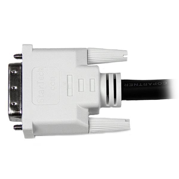 0.3 m StarTech.com DVIDDMM1 C/âble de moniteur vid/éo num/érique Dual Link DVI-D M//M