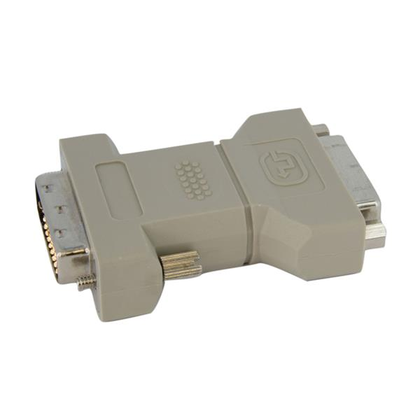 Large Image for DVI-I to DVI-D Dual Link Video Cable Adapter F/M