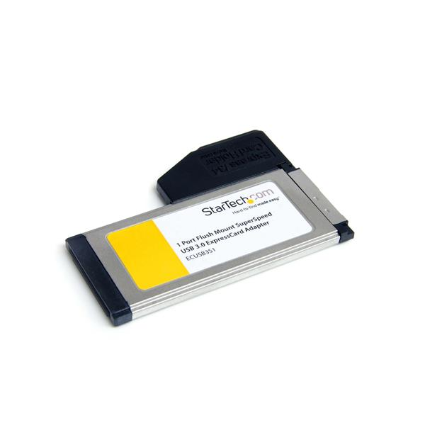 STARTECH EXPRESSCARD USB 3.0 DESCARGAR CONTROLADOR