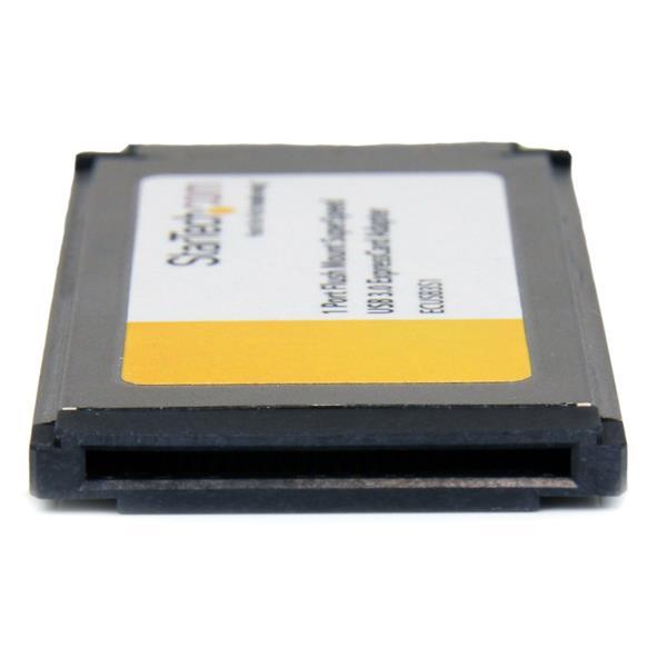 Usb 3 0 Expresscard Flush Mount Startech Com