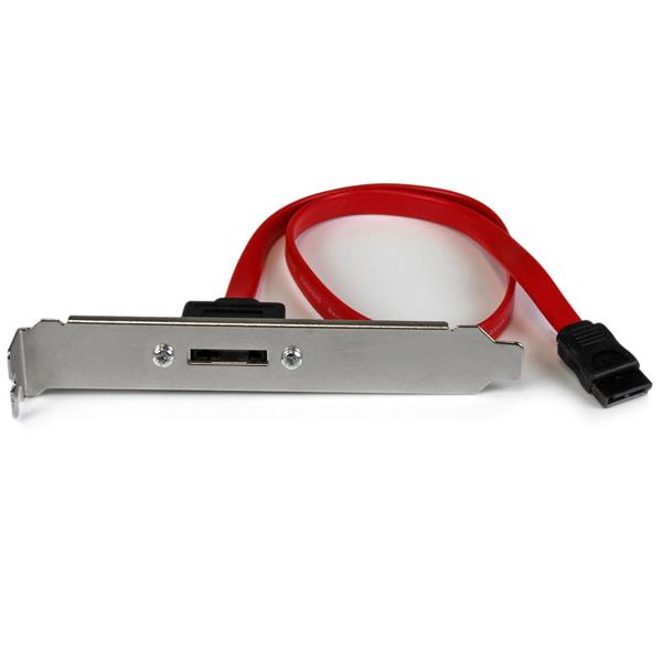 Large Image for 18in 1 Port SATA to eSATA Plate Adapter