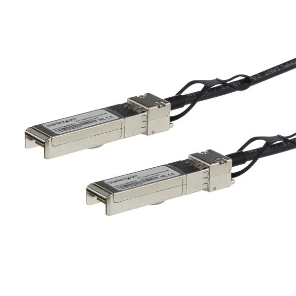 Large Image for Juniper EX-SFP-10GE-DAC-1M Compatible - SFP+ Direct Attach Cable - 1 m