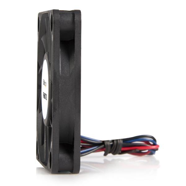 StarTech Case Fan FAN6X1TX3 60x10mm Replacement Ball Bearing w//TX3 4 PIN Plug