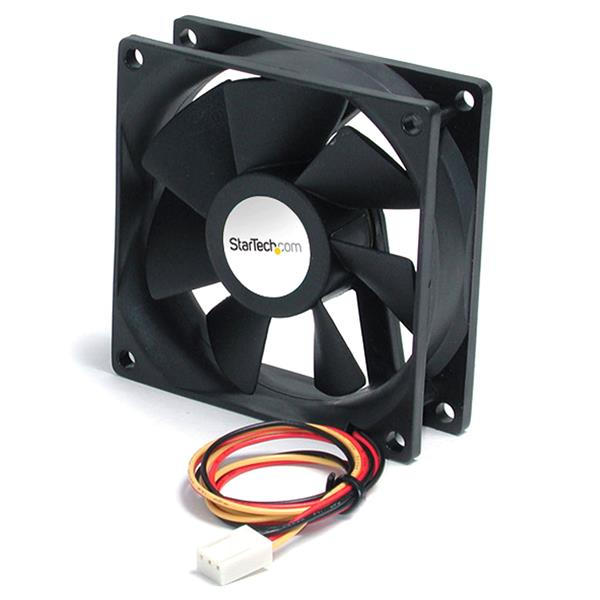Large Image for 60x20mm Replacement Ball Bearing Computer Case Fan w/ TX3 Connector