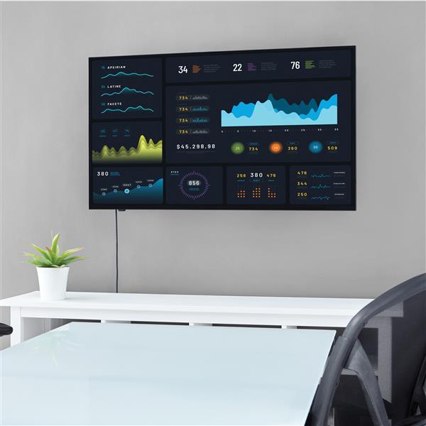 Tv Wall Mount Monitor Mounts Startech