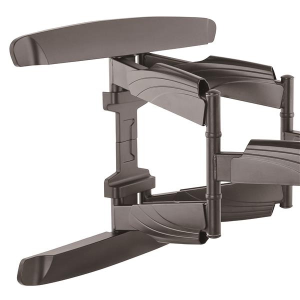 thumbnail 2 for flatscreen tv wall mount full motion heavy duty steel