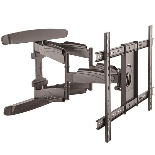 Large Image for Full-Motion TV Wall Mount