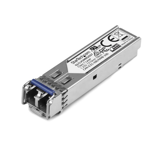 Large Image for Cisco GLC-LX-SM-RGD Compatible SFP Transceiver Module - 1000BASE-LX