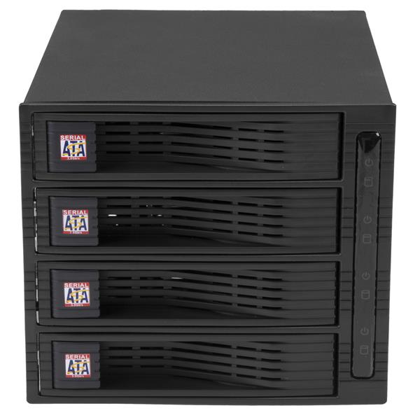 "Mobile Rack SATA 3.5/"" Tray-Less Hot-Swap for HDD Hard Drive Enclosure"