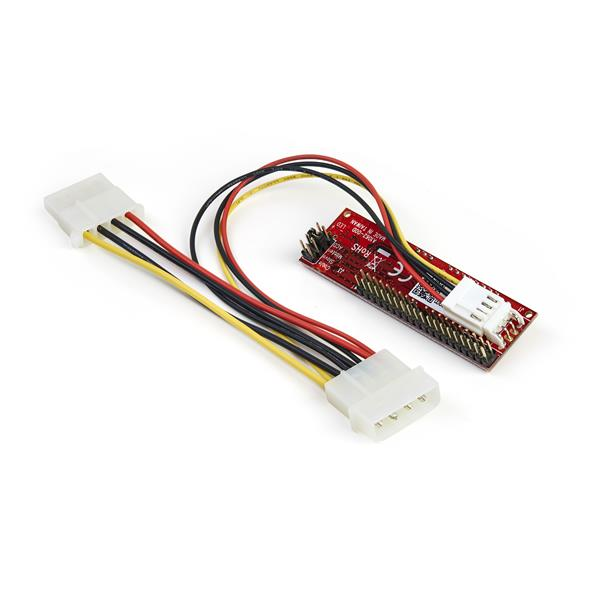 2 in 1 SATA to IDE //IDE to SATA ATA 100//133 HDD Converter Adapter Power Cable