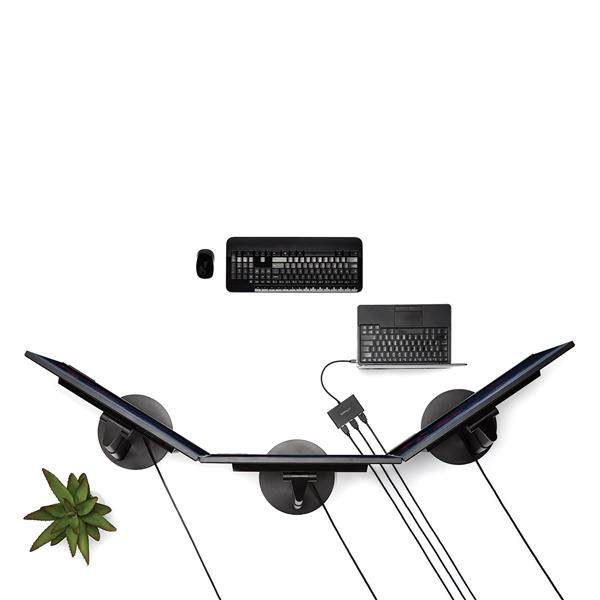 Displayport 1 2 Mst Hub Video Splitters Startech Com
